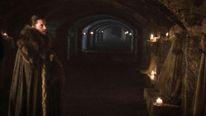 'GoT' Jon Stark.