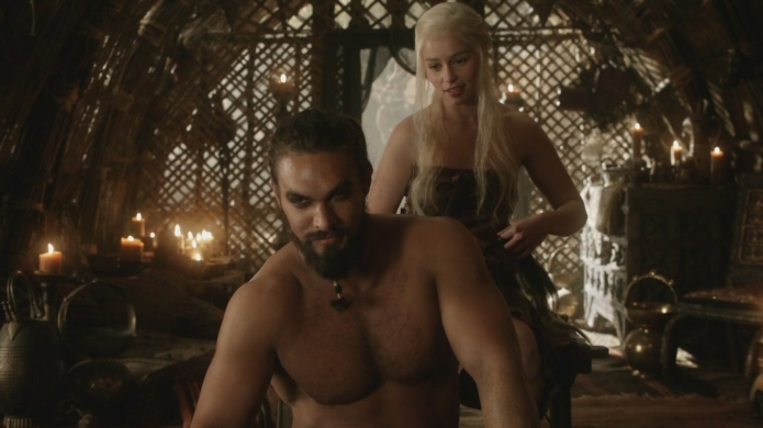 'Game of Thrones' Khal Drogo and