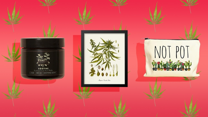 Great Gifts for Pot-Smoking Moms