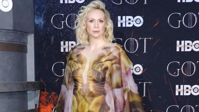 Gwendoline Christie at 'Game of Thrones'