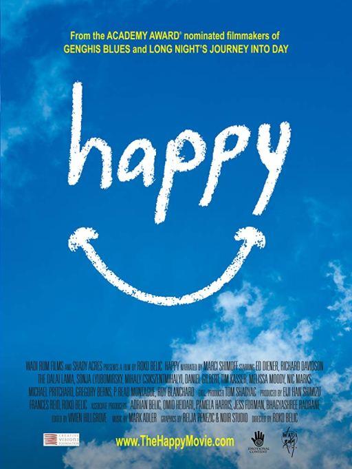 'Happy.'