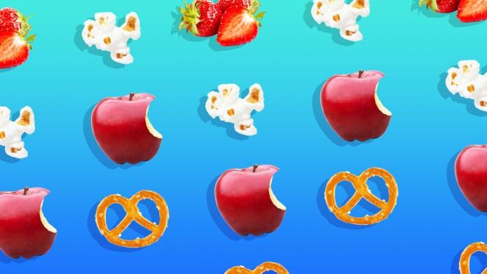 7 Healthy Snack Pairings That Won't