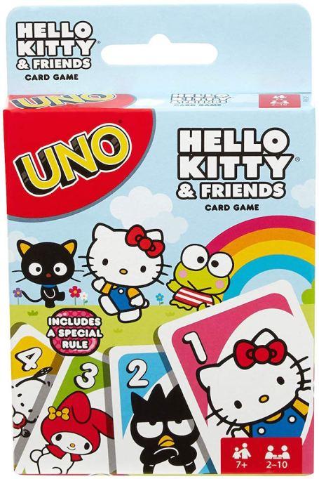 UNO Hello Kitty & Friends Card Game
