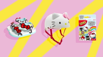 Hello Kitty Toys and Clothes for