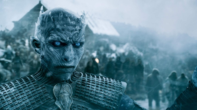night king on game of thrones