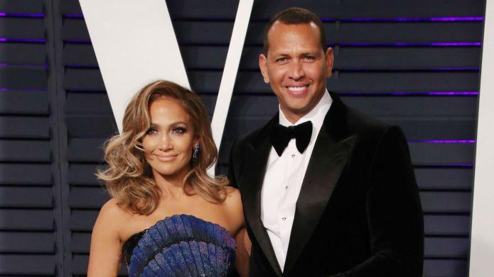 Photo of Jennifer Lopez and Alex