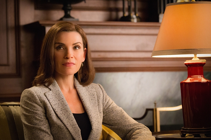 Juiliana Margulies in the good wife