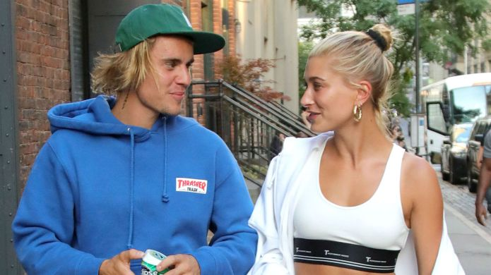 Photo of Justin Bieber and Hailey