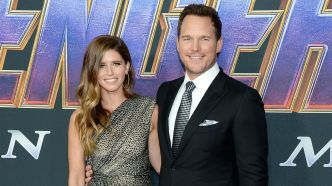 Photo of Katherine Schwarzenegger and Chris