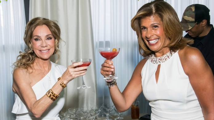 Kathie Lee Gifford and Hoda Kotb.