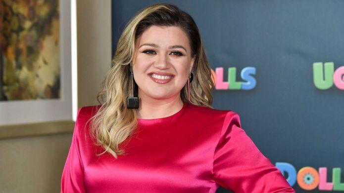 Kelly Clarkson 'UglyDolls' film photocall, Los