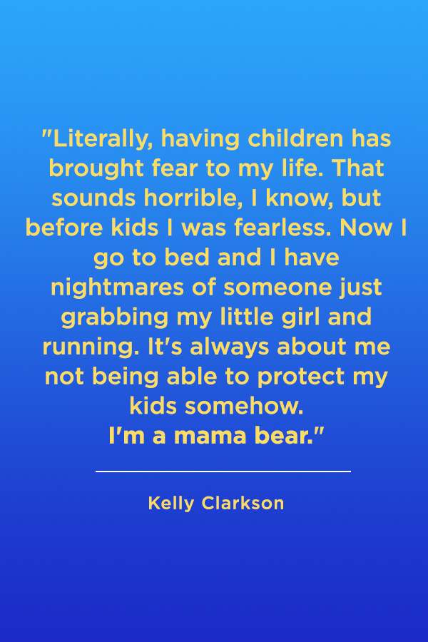 Kelly Clarkson\'s Most Iconic Quotes On Motherhood – SheKnows