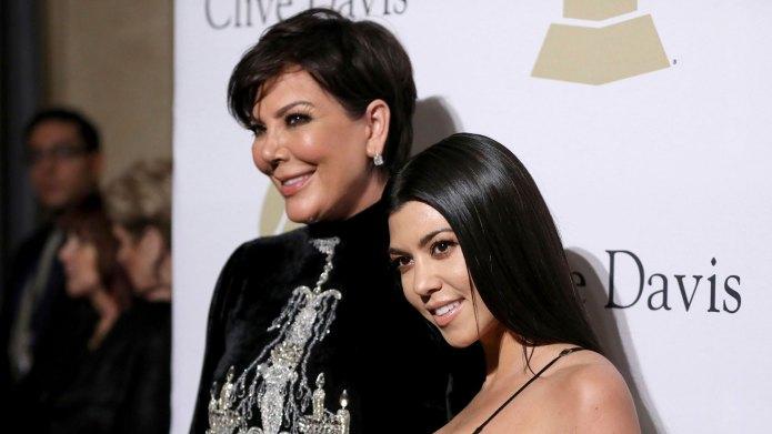 Kourtney Kardashian Shares Kris Jenner's Famous