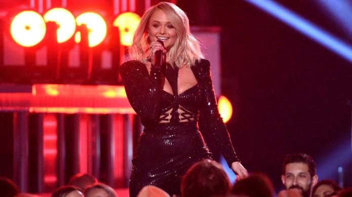 Miranda Lambert performs a medley at