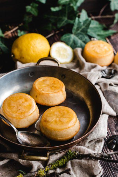 Madame Dessert's lemon cakes.