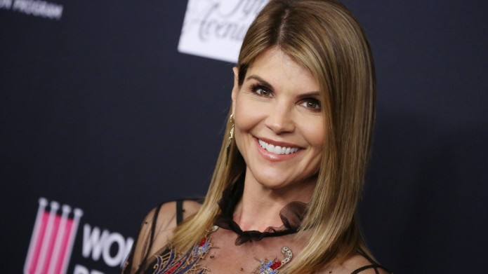 Lori Loughlin at the Women's Cancer