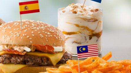 McDonald's Will Reportedly Add 4 International