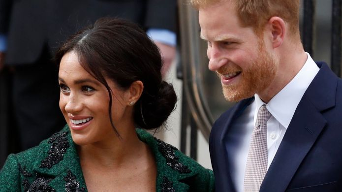Meghan & Harry Have Officially Moved On Up & Away From Will & Kate