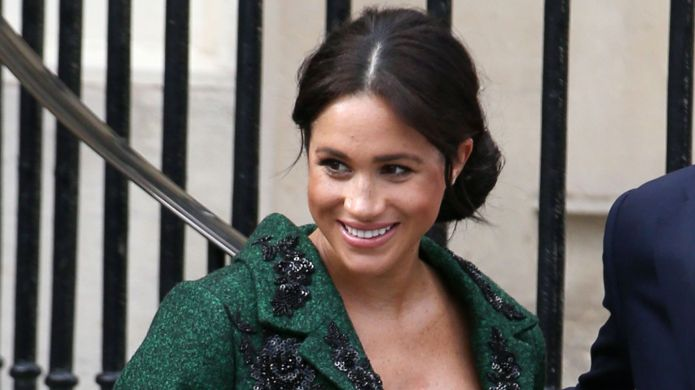 Meghan Duchess of Sussex at Canada