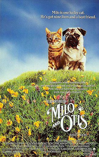 'The Adventures of Milo and Otis'