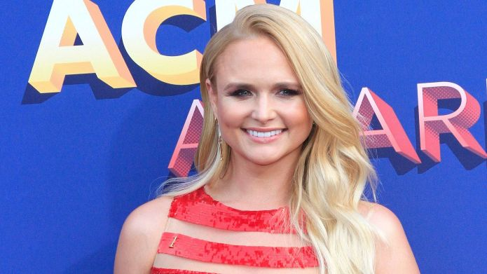 Miranda Lambert arrives at the 53rd