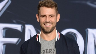 Nick Viall at 'Venom' flm premiere,