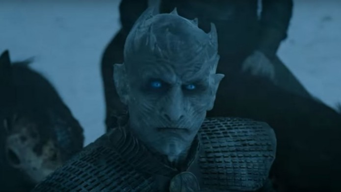 The Night King in Game of