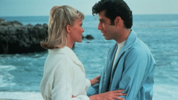 Photo of Olivia Newton-John and John