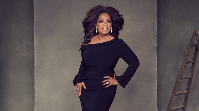 Oprah Winfrey hollywood reporter cover