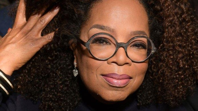 Oprah Winfrey Owns Her Own Avocado