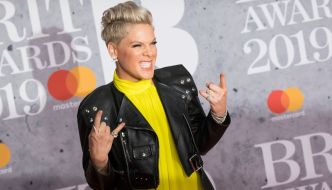 Pink, Brit Awards, Feb 2019