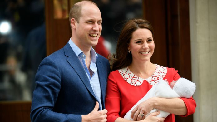 Photo of Prince William and Kate
