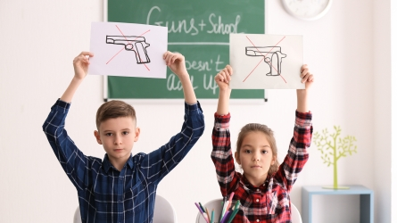 New Study Shows School Security Measures