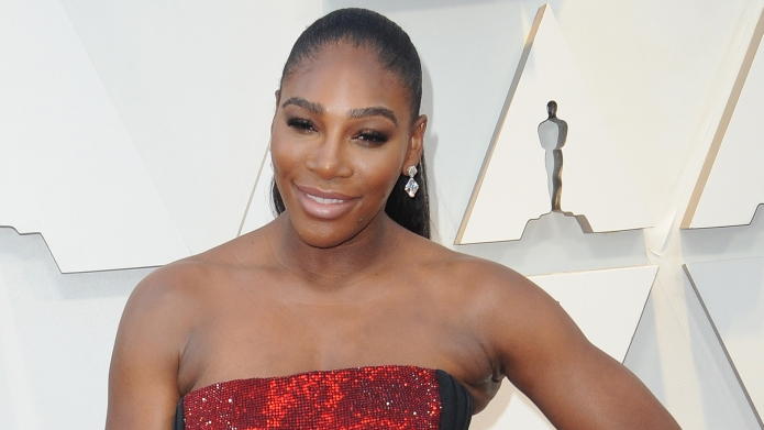 Did Serena Williams Slip Up &