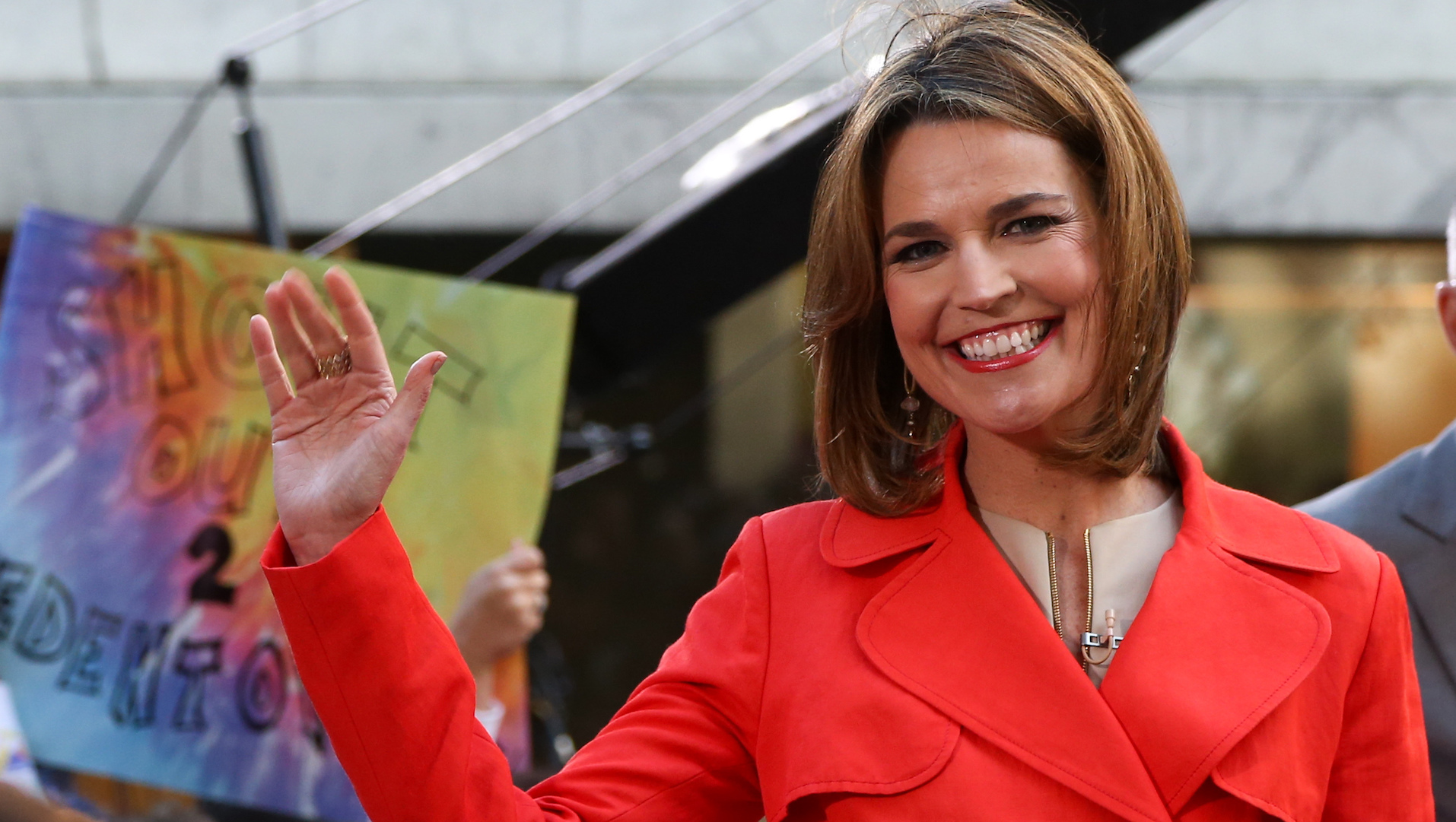 Savannah Guthrie Is Glad She Waited Until Her 40s To Have Kids Sheknows