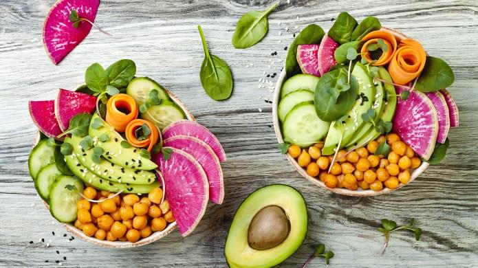 spiralized-veggie-bowl