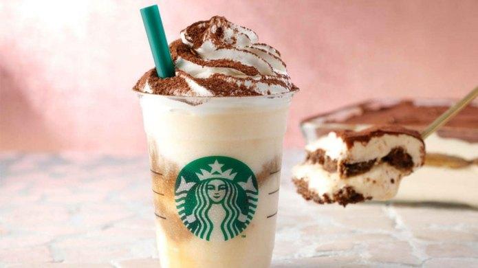 Starbucks Has a New Tiramisu Frappuccino