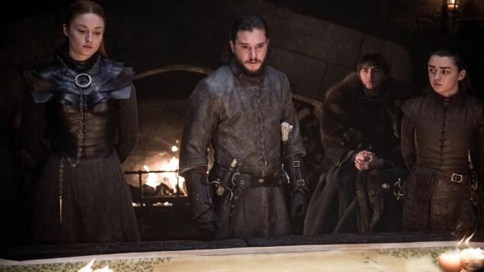 New 'Game of Thrones' Photos Tease