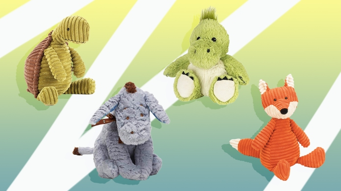 These 10 Stuffed Animals Are a Guaranteed Cuddle Party