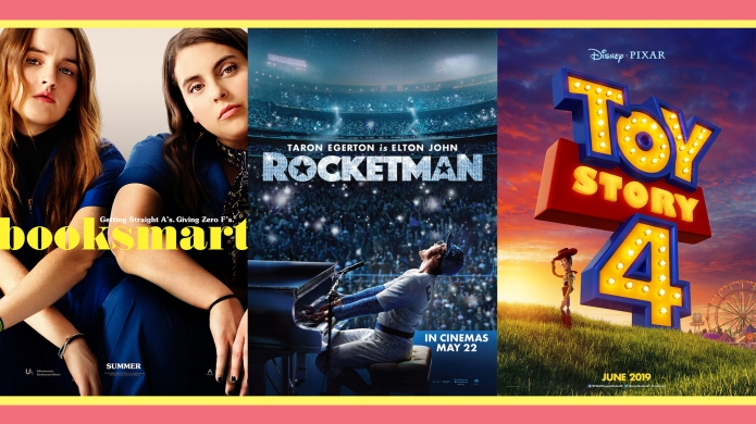 college toy story 4, rocketman book