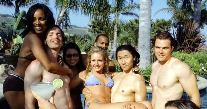 PARADISE HOTEL, contestants, Summer 2003