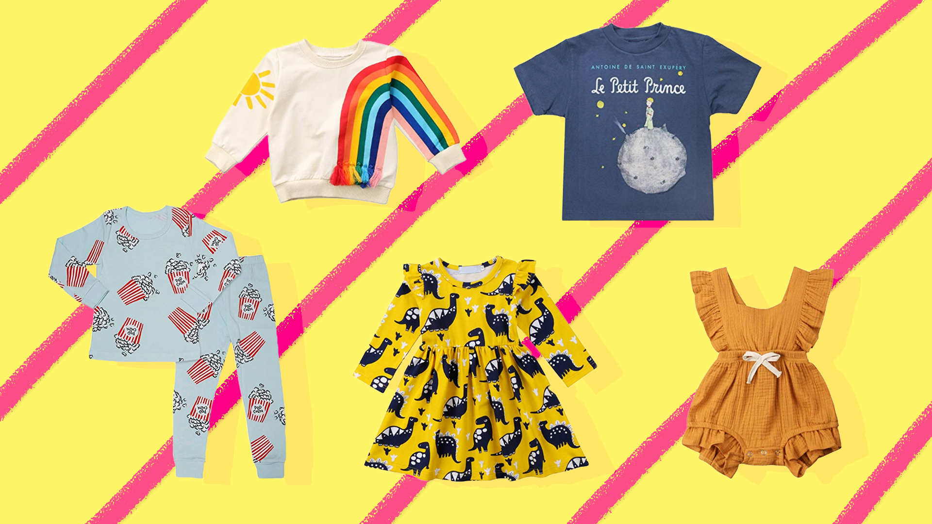 Amazon Kids Clothing 2020: The Cutest Clothes for Toddlers