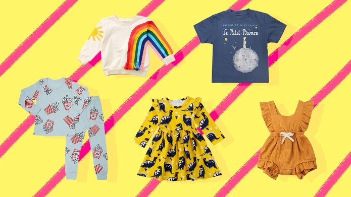 Amazon Kids Clothing 2020: The Cutest