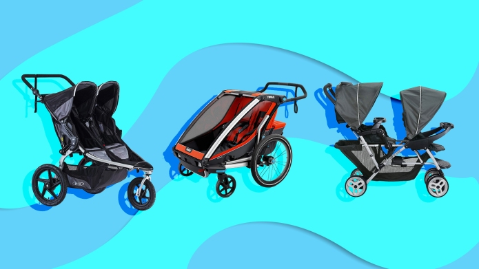 The Best Twin & Double Strollers
