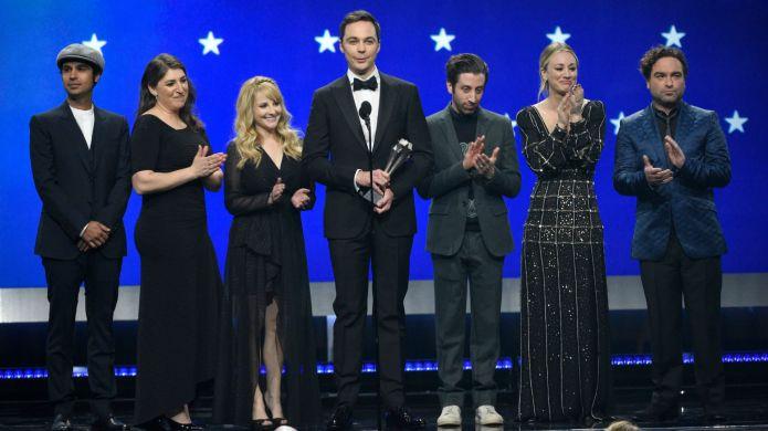 Photo of The Big Bang Theory