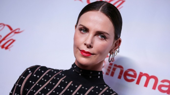 Charlize Theron at Big Screen Achievement