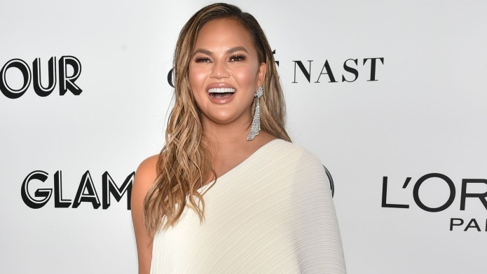 Chrissy Teigen at Glamour's 28th annual