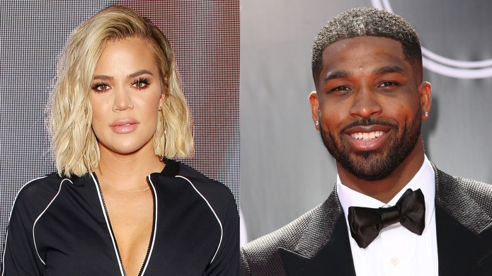 Tristan Hates Khloé's Shady Instagram Posts, So Let's All Cry Him a River