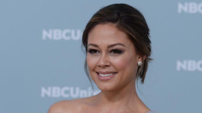 Vanessa Minnillo, NBC Universal Upfront Presentation,