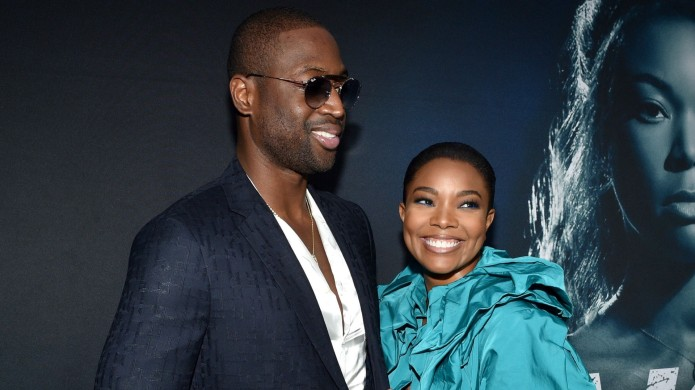 Gabrielle Union and Dwyane Wade 'Breaking